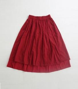 soi-e 印度薄綿雙層裙