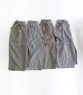 ichi 綁帶寬褲