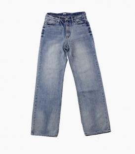 ichi 直筒牛仔褲