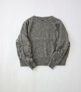 ichi  毛料針織上衣