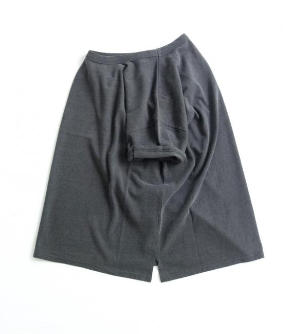 ichi 舒適棉質寬版短袖T恤