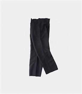 boston nine 縮緊帶直筒褲