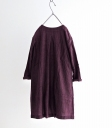 Brocante 毛麻A版洋裝外套