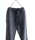 Brocante 壓縮羊毛拼接長褲