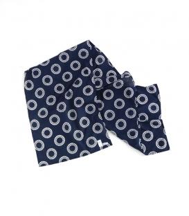 ichi 圓圈圈棉料圍巾