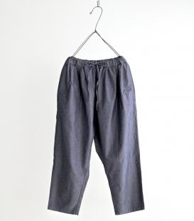 prit   斜布紋低襠窄口褲